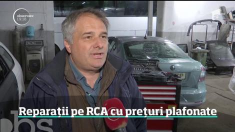 Şoferii care conduc fără RCA ar putea fi vânaţi pe camerele de supraveghere