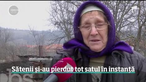 Sute de localnici şi-au pierdut satul în instanţă, la Arad