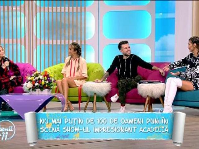 """Delia îndulcește România: """"Acadelia"""" pleacă în turneu! Unde va concerta artista"""