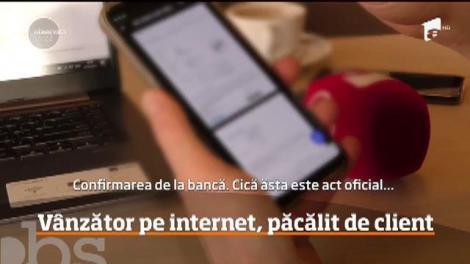 Hoţii întind capcane pe site-urile româneşti de vânzări, iar victime cad cumpărătorii, dar şi vânzătorii