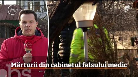 Mărturii crunte apar în cazul falsului medic dentist din liocalitatea ilfoveană Gruiu!