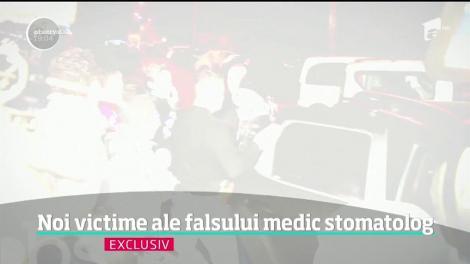 Noi victime alea falsului medic stomatolog din liocalitatea ilfoveană Gruiu