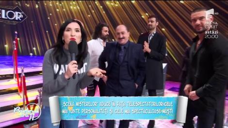 Scena Misterelor, noul show marca Antena 1. Primele imagini de la filmările emisiunii prezentate de Dan Negru