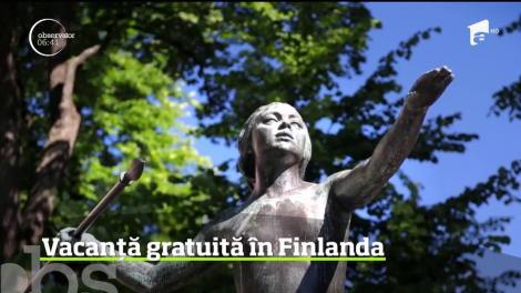 Cei mai fericiţi oameni din lume finlandezii îşi deschid casele şi vieţile oricui vrea să înveţe secretele bunăstării lor. Gratis