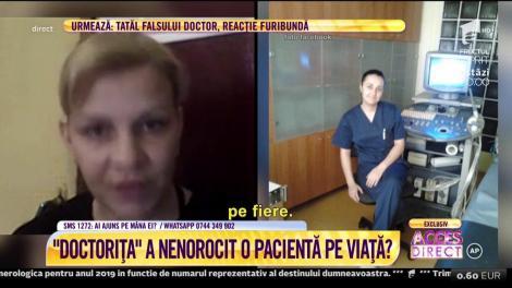 """Fostele paciente ale falsului doctor din Ilfov acuză! Otilia: """"Am fost la un pas de a-mi pierde viaţa!"""""""