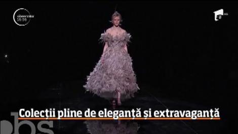 Săptămâna modei la New York s-a încheiat cu cele mai aşteptate prezentări