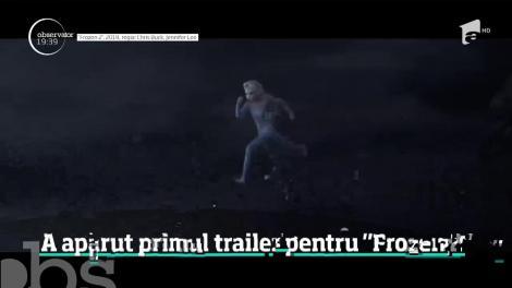 """A apărut primul trailer pentru """"Frozen 2"""""""