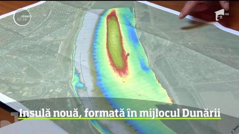 Fenomen incredibil la Galaţi! Ce se întâmplă în mijlocul Dunării! Marinarii au fost uimiți - Video