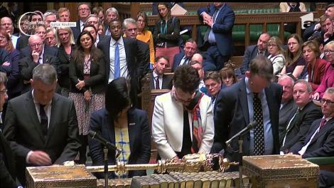 Nouă înfrângere pentru Theresa May în Parlamentul Britanic cu doar şase săptămâni înainte de Brexit