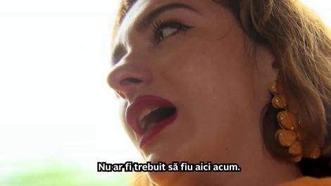 """Ana Morodan, clipe de slăbiciune la Asia Express: """"Plâng pentru că e foarte greu. Nu ar fi trebuit să fiu aici"""""""