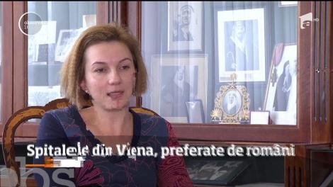 Spitalele din Viena, preferate de români