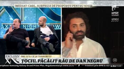 """Romică Țociu și Dan Negru vor umple România de măști în """"Scena Misterelor"""": """"O să vedeți un altfel de Dan Negru!"""""""