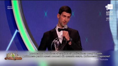 Gala premiilor Laureus a reunit la Monaco cu cele mai mari nume din sportul mondial