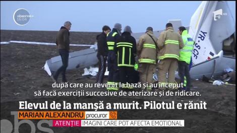 Anchetă după prăbușirea avionului de la Tuzla. Accidentul aviatic s-a produs la aterizare