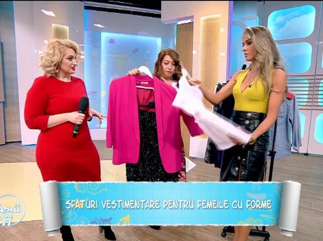 Sfaturi vestimentare pentru femeile cu forme de la Ioana Dumitrache și Irina Markovits! Cum să te îmbraci dacă ai forme voluptuoase