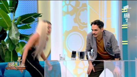 Pepe și Dani vs Maria Andria și Răzvan acceptă provocarea lansată de matinali