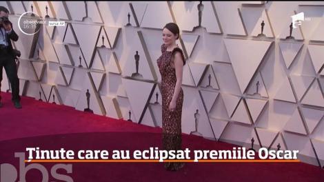 Actriţele de la Hollywood s-au întrecut în ţinute impresionante la decernarea premiilor Oscar