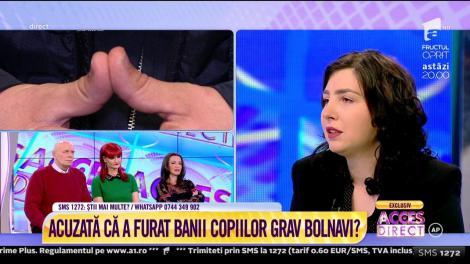 """Scandal monstru pe banii strânşi din donaţii pentru un tânăr grav bolnav! Florentina, acuzata de escrocherie: """"Am plecat din țară pentru un control"""""""