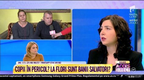"""Iulian Curcă, fratele lui Andrei: """"Am primit astăzi banii pentru biletele de avion"""" Florentina: """"A durat 48 de ore transferul"""""""