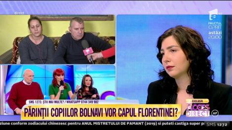 """Acuzată de escrocherie pe Facebook. Florentina către Iulian Curcă, fratele lui Andrei: """"Vă virez banii când vor mușchii mei"""""""