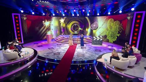 """Paula Chirilă s-a certat cu un extraterestru pe covorul roșu de la Oscar: """"Parcă ești Gabriel Cotabiță... când părea viu"""""""