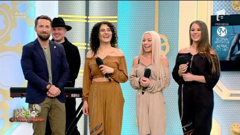 """Trupa Pancronic a lansat videoclipul piesei """"Blessed"""". Dani: """"Să mergeți la Răzvan să vă dea scutire la școală, are parafă, tot"""""""
