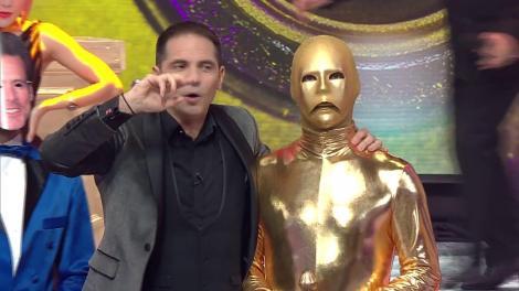 """Premiul Oscar, prima mască de la """"Scena Misterelor"""". Pepe: """"Știu cine este"""""""