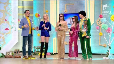 DiscoMania, o trupă din Chișinău care interpretează piese celebre, lansate de trupe legendare