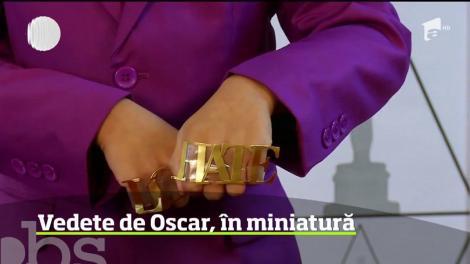 Vedete de Oscar, în miniatură
