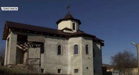 O biserică din judeţul Constanţa ar putea fi scoasă la licitaţie, deşi statutul Bisericii Ortodoxe Române interzice acest lucru