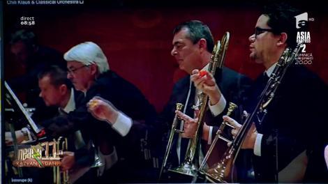 Smiley News: Efectele ardeiului iute pe Orchestra Naţională de Cameră din Danemarca