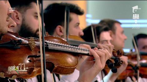 """Gelu Voicu şi Orchestra """"Flacăra Prahovei"""" a Filarmonicii """"Paul Constantinescu"""" cântă """"Noi suntem din Teleorman"""""""