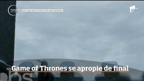 Game of Thrones se aproprie de final! Trailerul sezonului opt a fost lansat