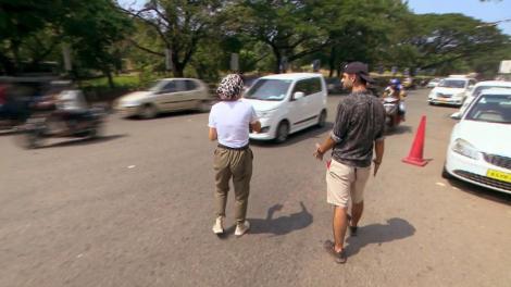 """Jojo și Paul Ipate, conflict aprins în plină stradă: """"Stai, bă, pe loc! Unde te duci?"""""""