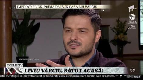 """Liviu Vârciu a fost bătut acasă: """"M-au lovit cu toate obiectele pe care le-au avut la îndemână"""""""