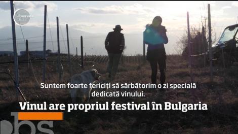 Vinul roșu din regiunea Melnik, Bulgaria, are propriul festival