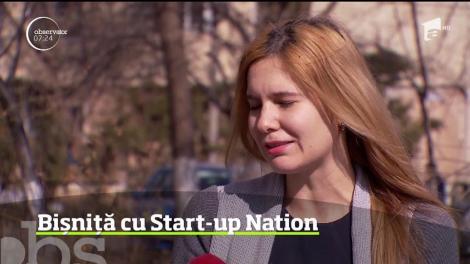 Anul acesta, tinerii care s-au înscris în programul Start-up Nation îşi vând afacerile pe internet