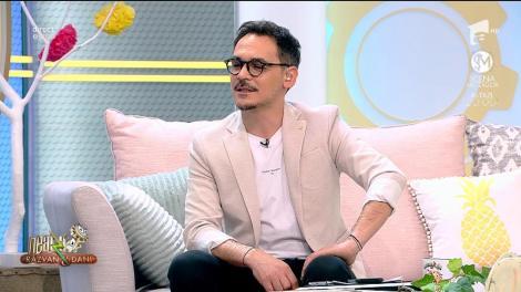 """Răzvan Simion a luat o decizie radicală: """"Mă apuc de gătit de săptămâna viitoare!"""""""