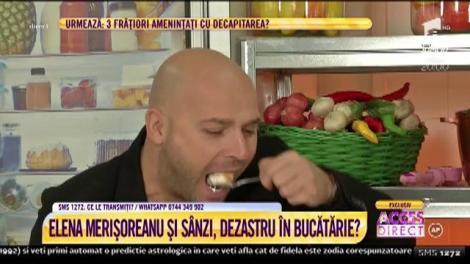 Sânziana Buruiană şi Elena Merişoreanu, examen în bucătărie! Cele două vedete au făcut două prăjituri delicioase