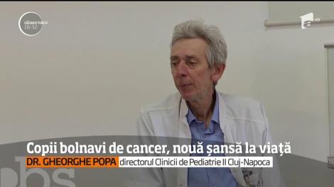 Copiii bolnavi de cancer din Transilvania, o nouă șansă la viață. Organizatorii UNTOLD au construit primele două camere sterile la Spitalul Clinic de Urgență pentru Copii din Cluj-Napoca