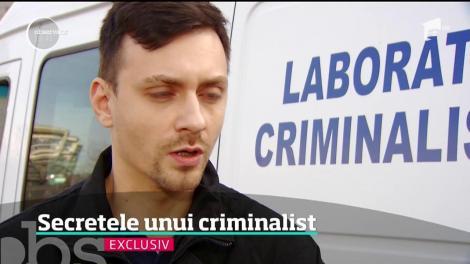 Un tânăr criminalist a rezolvat cazuri complicate după ce a cumpărat echipamente performante din banii lui