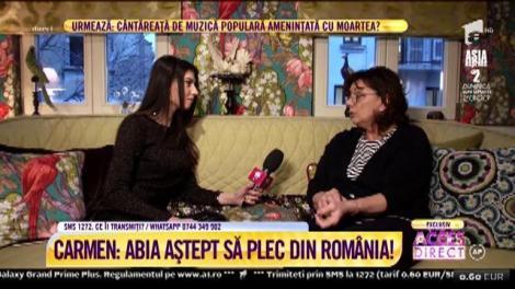 """Carmen Tănase, detalii tulburătoare despre decesul soțului ei. """"El m-a crezut că se va face bine"""""""