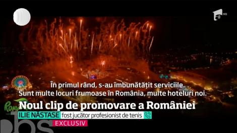 România are un nou clip de promovare oficial