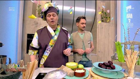 Rețeta zilei. Salata Șefului, un preparat simplu cu legume și carne