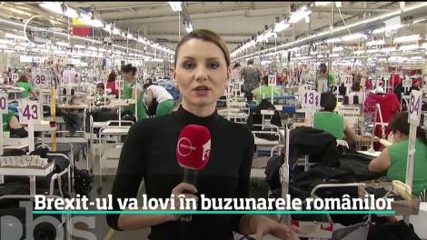 Brexit-ul va lovi în buzunarele românilor