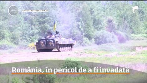 România se află în vizorul ruşilor şi ar putea fi ţinta unei invazii, după cea din Ucraina