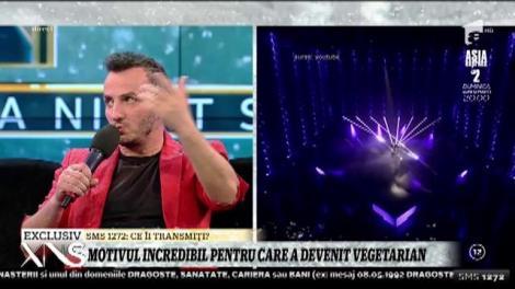 Mihai Trăistariu, motivul pentru care s-a retras de la Eurovision!