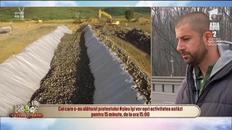 Motivele pentru care România nu are autostrăzi. Antreprenor: Ne-am săturat de promisiuni și de planuri pe hârtie