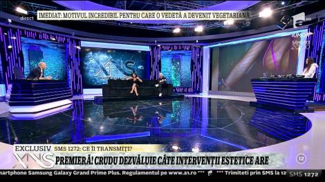 Daniela Crudu, prima apariţie TV după șase luni de absenţă!