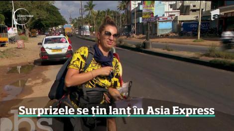 Surprizele se țin lanț în Asia Express. Cum vor arăta noile echipe